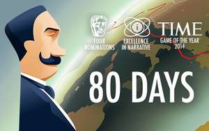 80 Days (Interaktiver Roman / Adventure - Sprache: Englisch)