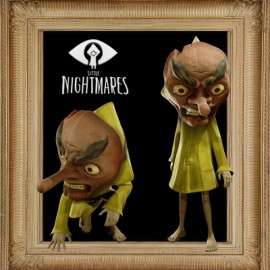 [Steam, PS4, xBox, GoG] Little Nightmares DLC
