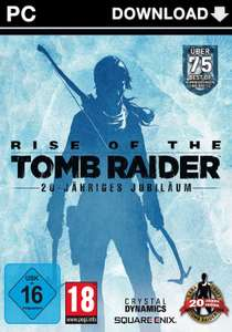Rise of the Tomb Raider: 20 Year Celebration (Steam) ab 12,14€ (CDKeys)