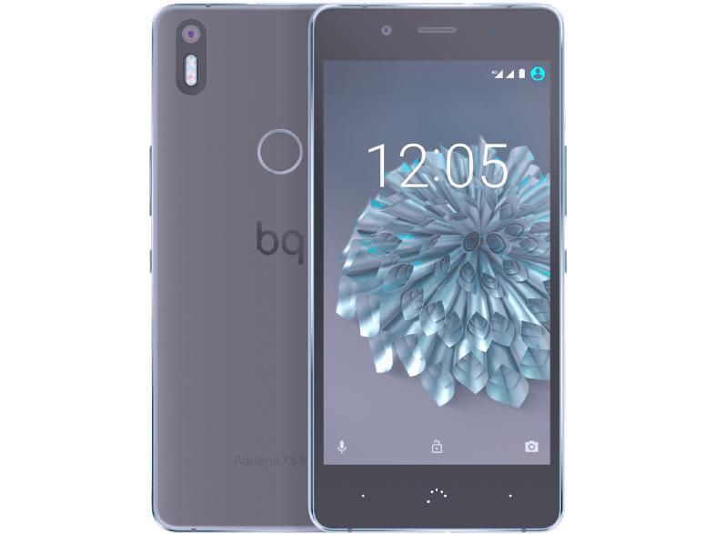 BQ Aquaris X5 Plus 32 GB Weiß/Rosegold Dual SIM oder BQ Aquaris X5 Plus 32 GB Anthrazit/Schwarz Dual SIM für je 219,-€ [Mediamarkt] Und wieder verfügbar