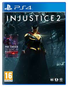 [Coolshop] Injustice 2 für PS4 für 45,50€