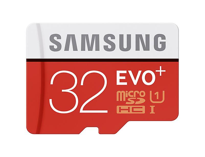 [Gravis/Offline] Samsung evo+ 64GB SD-Karte für 11,99€ 32GB/7,99€