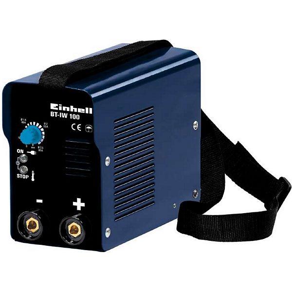 Einhell BT-IW 100 Inverter-Schweissgerät für 72,79€ [Plus online]