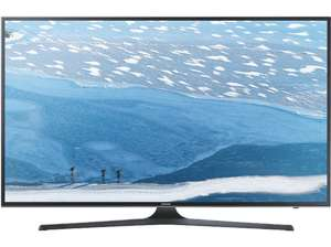 [Media Markt / Amazon] Samsung UE65KU6079 163 cm (65 Zoll) Fernseher (Ultra HD, Triple Tuner mit DVB-T2, Smart TV, 60 Hz nativ)