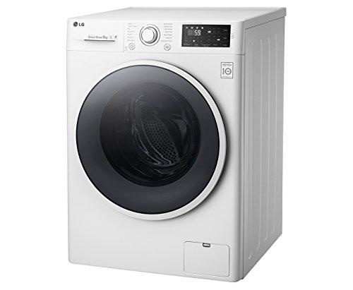 LG Electronics F 14U2 VDN1H Waschmaschine FL / A+++ / 174 kWh/Jahr / 1400 UpM / 9 kg / 9500 L/Jahr