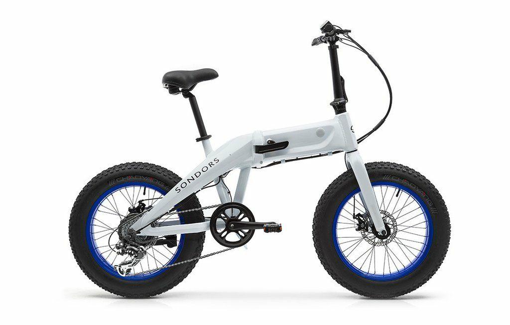 Sondors pedelec Fahrrad jetzt in Europa erhältlich