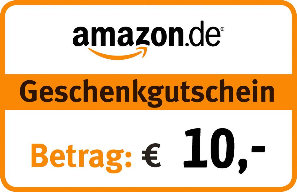 10€ Amazon-Gutschein für eine Bank-Bewertung