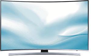 [eBay] SAMSUNG UE55KU6649 - 138cm UHD 4K Curved LED Fernseher (DVB-T2HD/C/S2, HDMI, CI+, USB, WLAN , EEK: A, 50 Hz nativ, PVR, Sprachsteuerung)