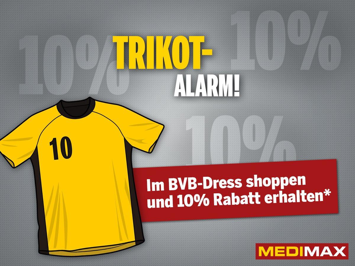 10%+(5%)RABATT auf FAST ALLES bei MEDIMAX(Dortmund) LOKAL!