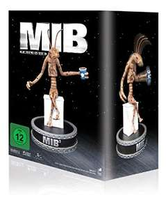 Men in Black - Figurine Box 1-3 (Limited Edition Blu-ray) für 27€ versandkostenfrei (Media Markt)