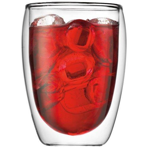 Bodumpavina 6-teiliges Gläser-Set (Doppelwandig, isoliert, 0,35 liters)[Amazon]
