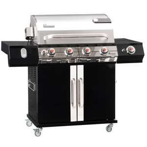 Grillchef by Landmann Gasgrillwagen Avalon 5.1 für 995,90€ [interspar.at]