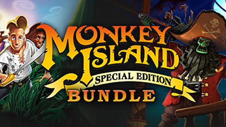 Monkey Island (1 & 2)  Special Edition Bundle [Steam] [Bundle Stars]