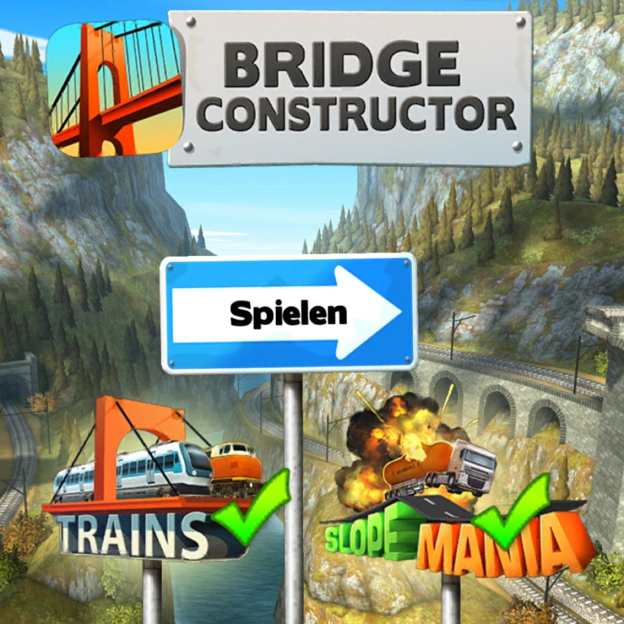 [iOS] Bridge Constructor DLC Erweiterungen gratis
