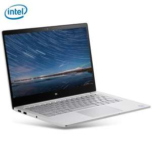 Original Xiaomi Air 13 Laptop  -  WINDOWS 10 SILVER -(13,3'' FHD IPS, i5-6200U, 8GB RAM, 256GB SSD, Geforce 940MX, USB Typ-C, Wlan ac, 1,28kg Gewicht) Gearbest]