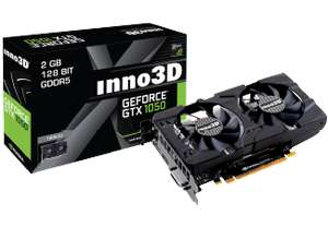 [MediaMarkt]INNO3D GeForce GTX 1050 Twin X2 2GB