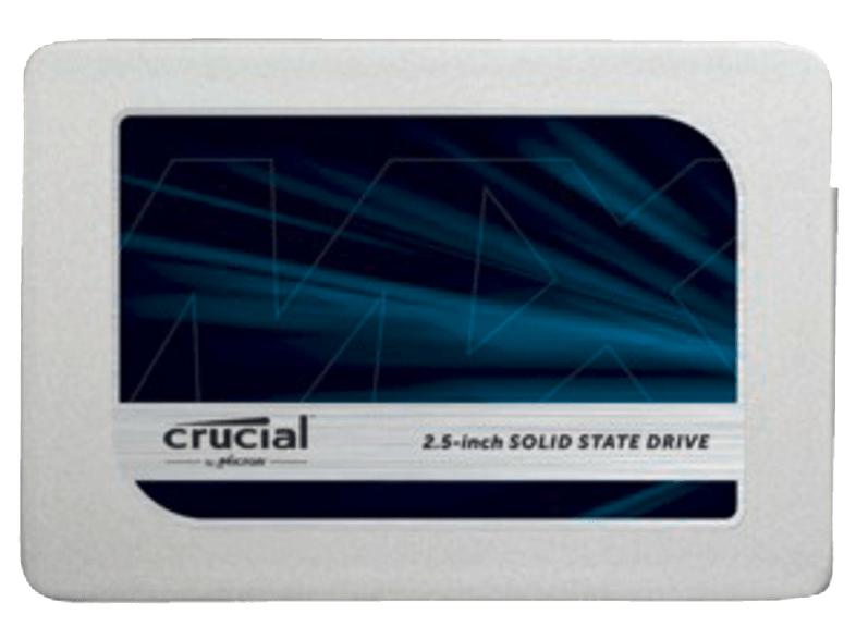 [Mediamarkt] CRUCIAL 1050 GB MX300 SSD, Interne SSD, 2.5 Zoll für 239,-€ Versandkostenfrei
