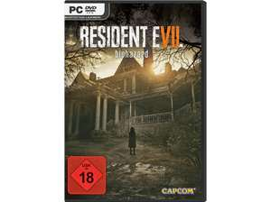 Resident Evil 7 Biohazard (PC Retail) für 26,99€ (Saturn + Media Markt + Amazon)