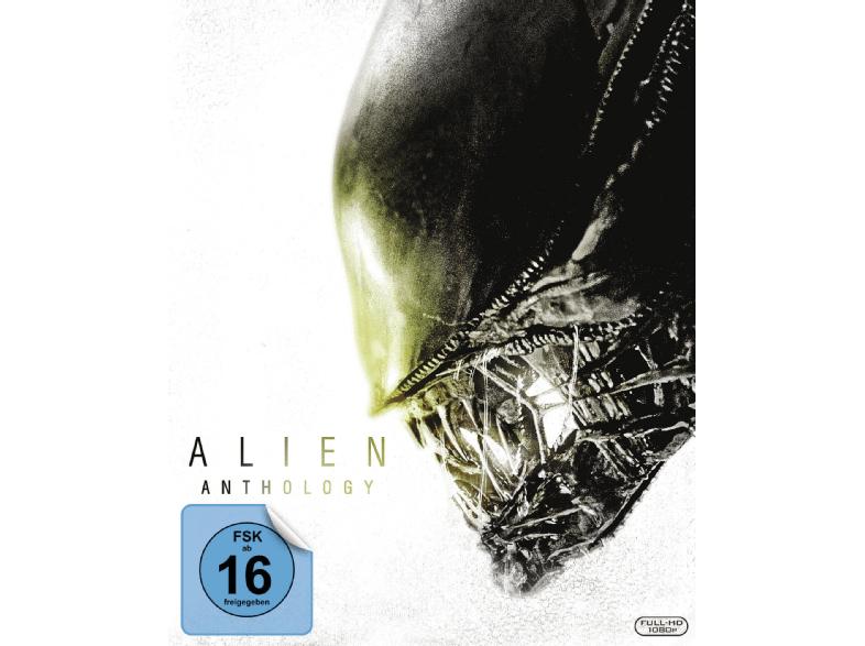 Alien Anthology 1-4 Innopack (Media Markt Exklusiv) (Blu-ray) für 25€ (Media Markt)