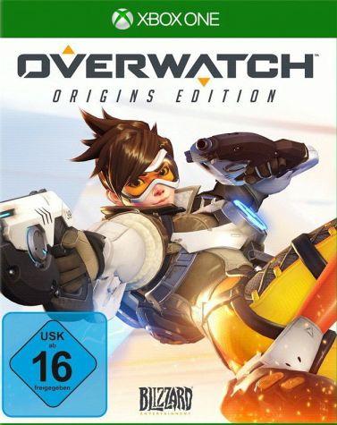Overwatch – Origins Edition (PS4 & Xbox One) für je 24,99€ versandkostenfrei (Bücher.de)