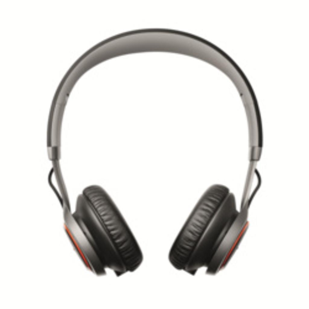 Jabra Revo Wireless Bluetooth Kopfhörer On-Ear Grau