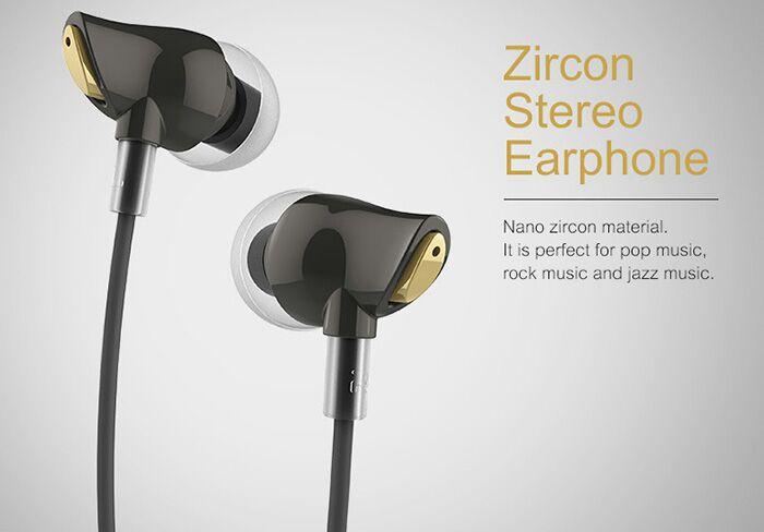 Rock Zircon 8mm Inear Ohrhörer (VGP: 15.99€) [Gearbest]