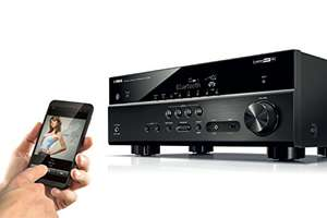 [Amazon.it] Yamaha RX-V 581 7.2 AV-Receiver - schwarz