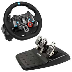 Logitech G29 Driving Force - PC, PS3, PS4 - Sportlenkrad für die Konsole