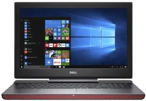 [Media Markt / @eBay] Dell Inspiron 15 Firelord 7567 (Full HD, TN-Panel, i7-7700HQ Kaby Lake, 16GB RAM, 256GB SSD, 1TB HDD, GTX 1050 Ti 4GB, Win 10)