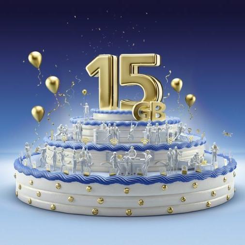 o2 Free 15 GB LTE (+ unlimited UMTS mit 1 Mbit/s) mega Geburtstagstarif mit 60 € Auszahlung + Sky Cinema oder Entertain und Supersport Tickets