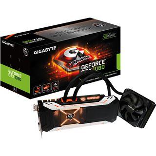 Mindstar (MF) - Nvidia Gigabyte GeForce GTX 1080 Xtreme Gaming Waterforce 8G