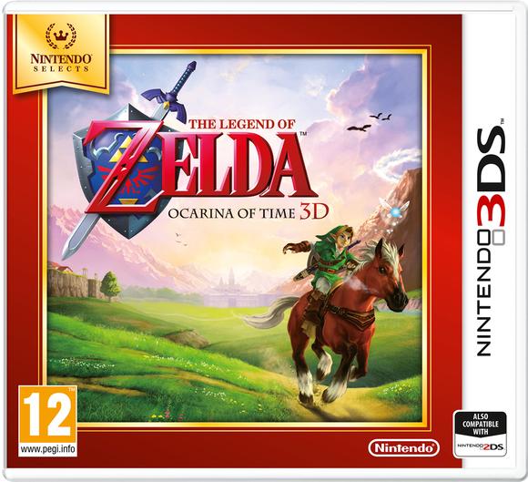 The Legend of Zelda: Ocarina of Time 3D (3DS) für 16,47€ inkl. VSK (Base.com)