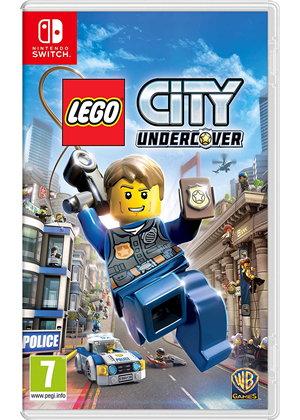 LEGO City: Undercover (Switch) für 35,88€ inkl. VSK (Base.com)