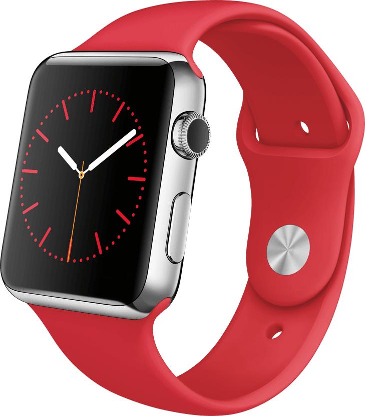 [Mein 100. Deal] Apple Watch 42mm NEU + Edelstahl pvg: 250€