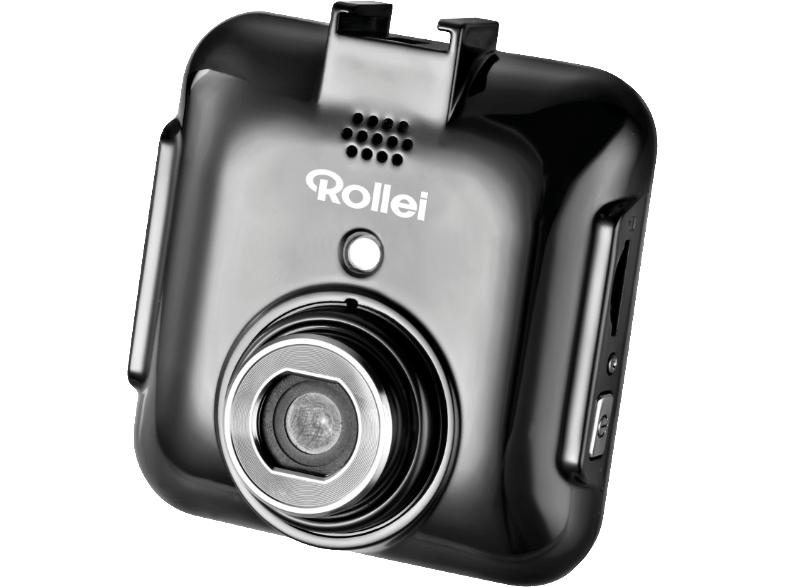 Rollei CarDVR-71 Auto-Kamera mit Mikrofon (HD, Weitwinkel-Objektiv, eingebauter G-Sensor) für 20€ (Media Markt)