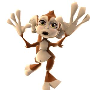 Kostenlos [XBOX Avatar] Zoo Animals - Monkey Pet - Presented by Instagram und weitere