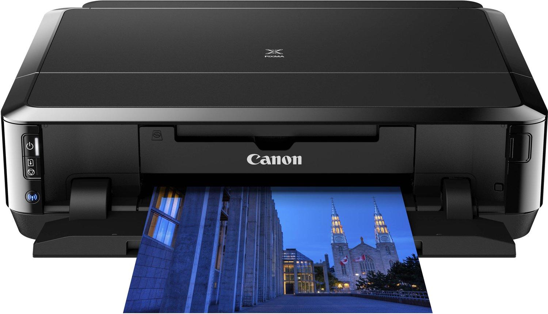 Canon PIXMA iP7250: Tintenstrahldrucker (A4, Drucker, USB, WLAN, Duplex, CD/DVD Druck, AirPrint, Cloud-Print) für 44€ (Media Markt Abholung)