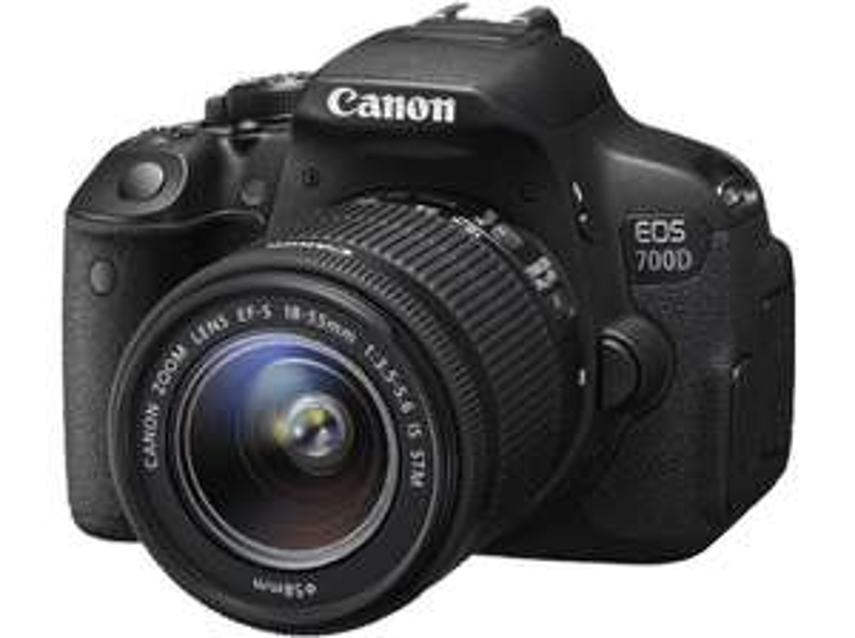 [SATURN STUTTGART ab 26.05.] Canon EOS 700D + 18-55 mm Objektiv IS STM