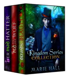Kingdom Collection: Books 1-3 (Kindle Edition) gratis statt 2,99€