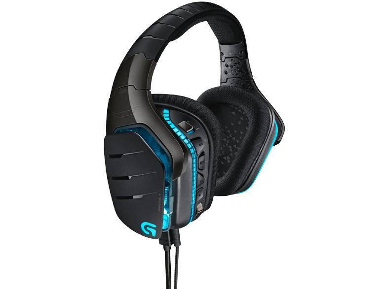 [Mediamarkt]  Logitech G633 Artemis Spectrum Pro Gaming Headset 7.1-Sound,PC, Xbox One und PS4 für 75,-€ Versandkostenfrei