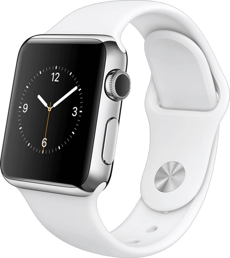 Apple Watch Gen1 38mm NEU & Edelstahl [pvg: 364€] @telekom