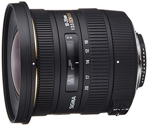 [amazon.de] Sigma 10-20 mm F3,5 EX DC HSM-Objektiv für Nikon & Canon + GRATIS Same-Day