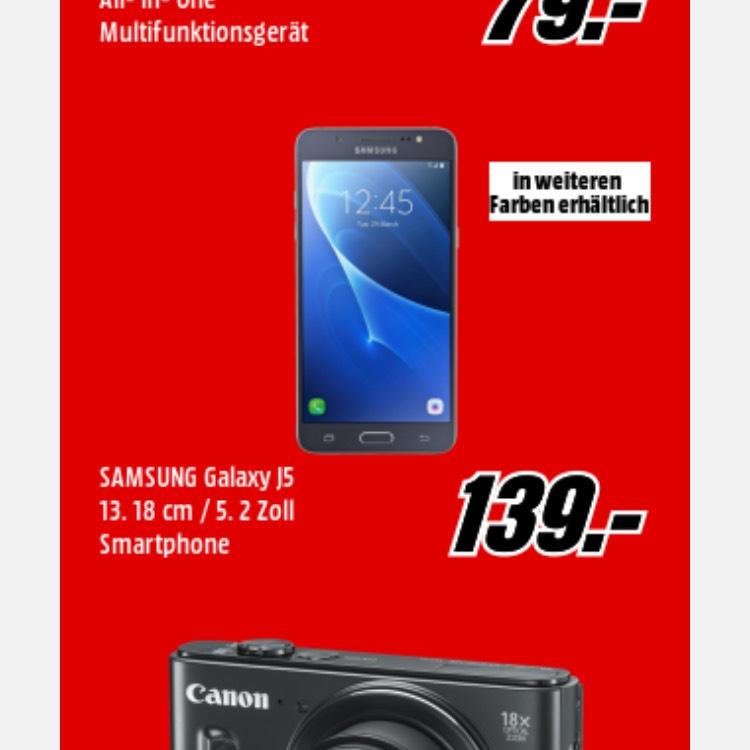 Samsung Galaxie J5 (2016)