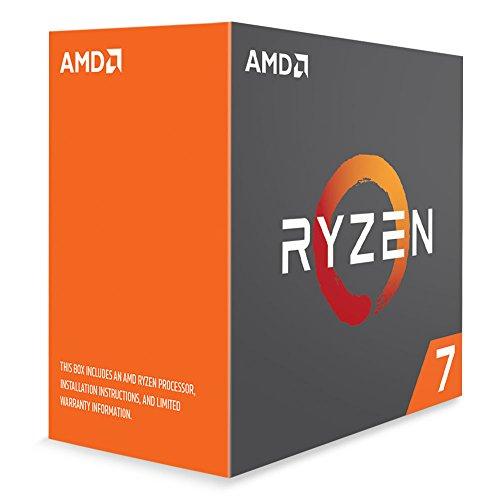 AMD Ryzen 7 1700x für 349,90 € auf Amazon.fr