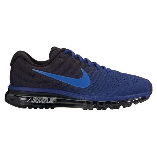 Nike Air Max 2017 blau/schwarz Größe 44,5 und andere Farben + Größen