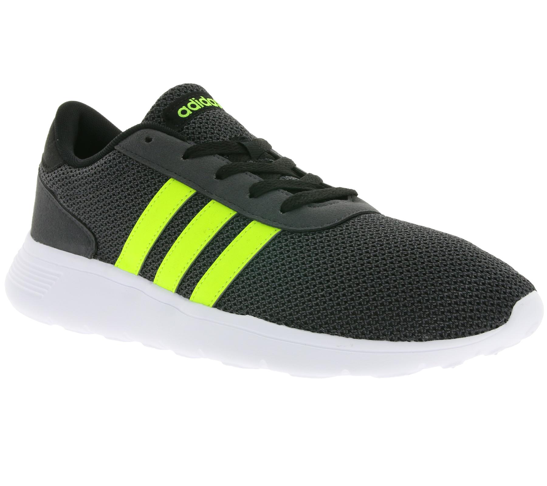 adidas neo Lite Racer Herren Sneaker Grau AW3871