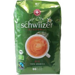"""50% Rabatt auf Kaffee """"Schwiizer Schümli Bio Havelaar"""" (500g)"""