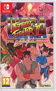 [Amazon.fr] Vorbestellung: Ultra Street Fighter II : The Final Challengers [Switch] für 33,45€ inkl. Versand