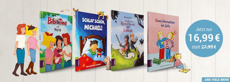 [Tchibo] Individualisierbare Kinderbücher von Framily für 16,99 € statt 27,99€