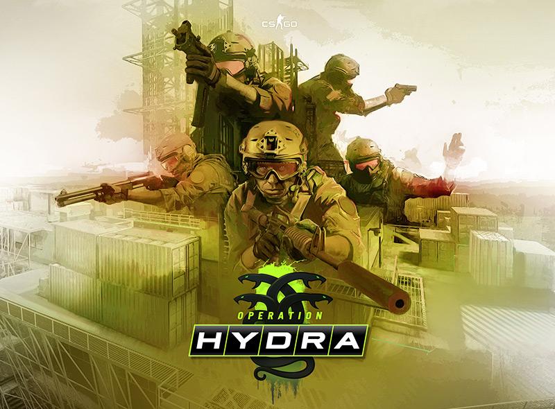 [Steam] CS:Go - Neue Operation HYDRA - Access Pass für 5,60 EUR